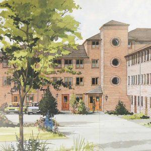 Eaton Court